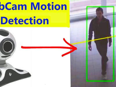 WebCam Motion Detection With Motioneyeos Using Raspberry Pi