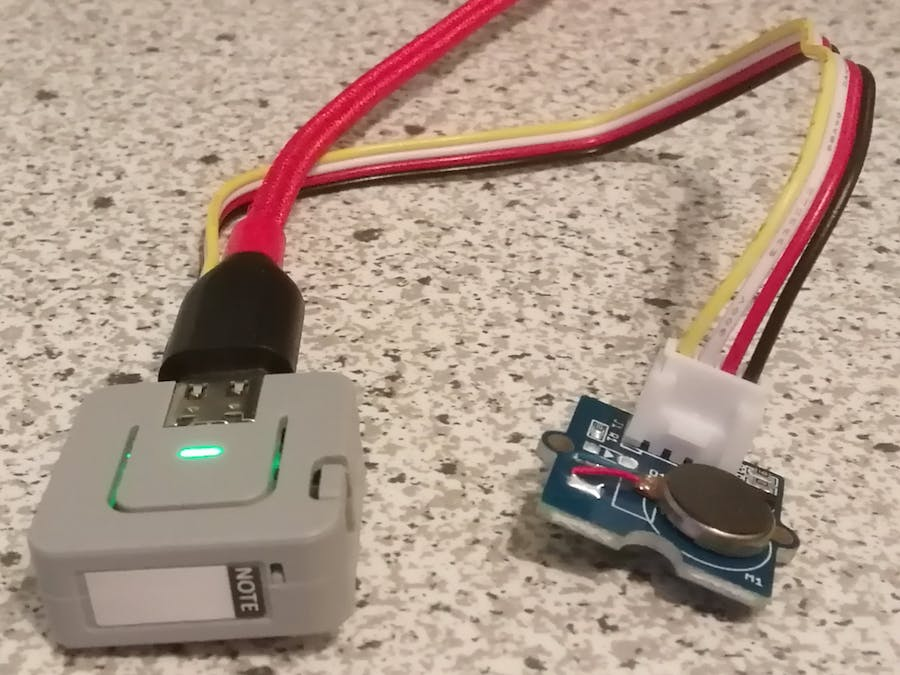 Alarm Device with ESP32 and Bluetooth Low Energy or WiFi