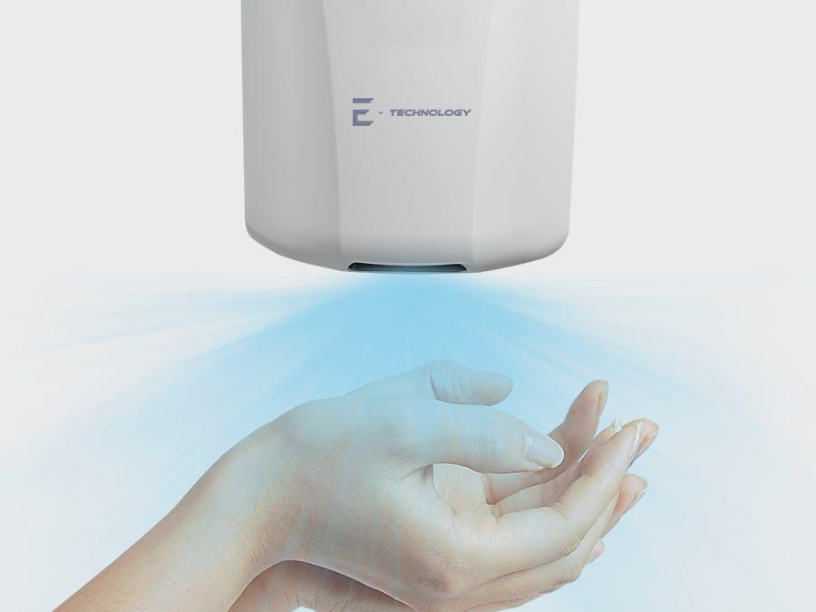 COVID-19: Hand Disinfection Machine