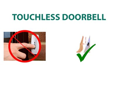 Touchless Doorbell