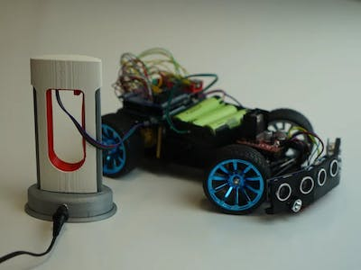Smart Charging for a Smart Car