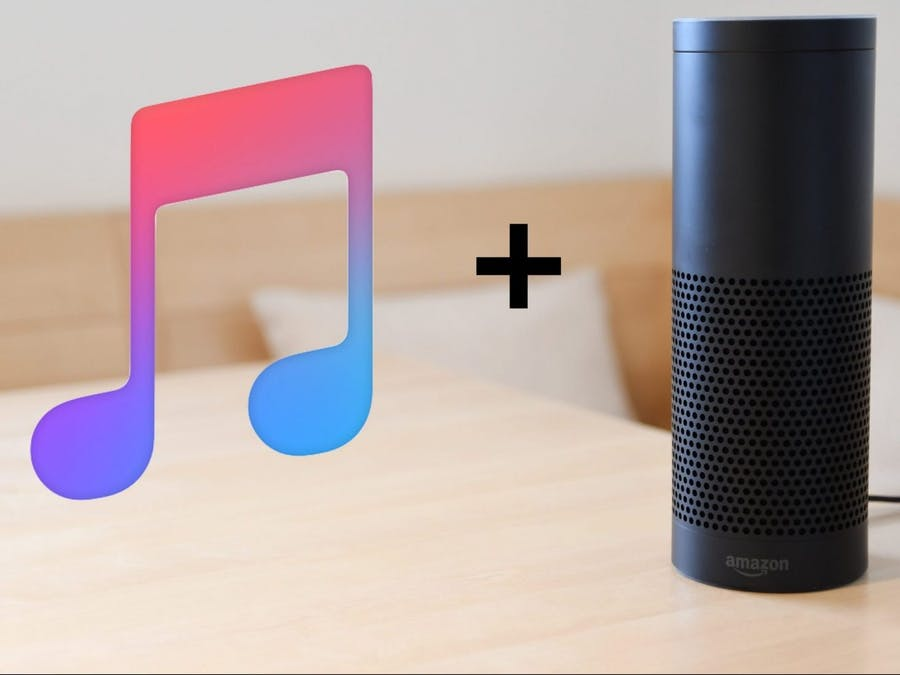 Amazon Echo and Light Music