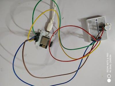 Temperature Monitor and Control