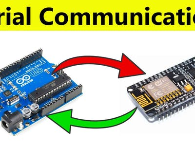 Send Data From Arduino to NodeMCU and NodeMCU to Arduino...