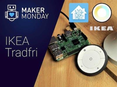 Set Up an IKEA TRÅDFRI Light with Home Assistant