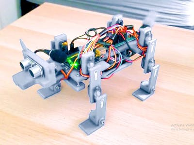 Arduino Robot Dog Testing/ Arduino/ #Smartcreativity