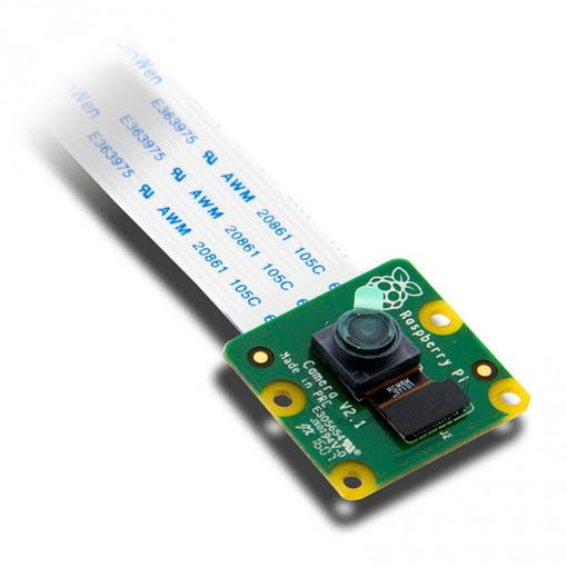 Rasbperry pi camera v2.1