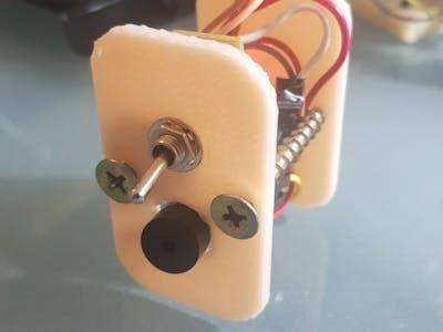 Customizable Micro Music Box with Arduino