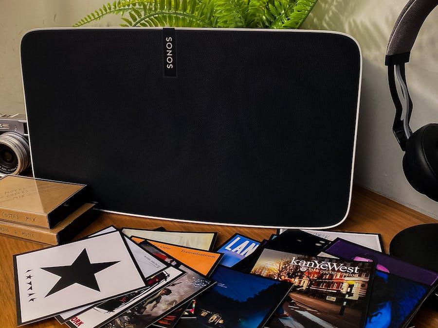 Sonos / Spotify Vinyl Emulator