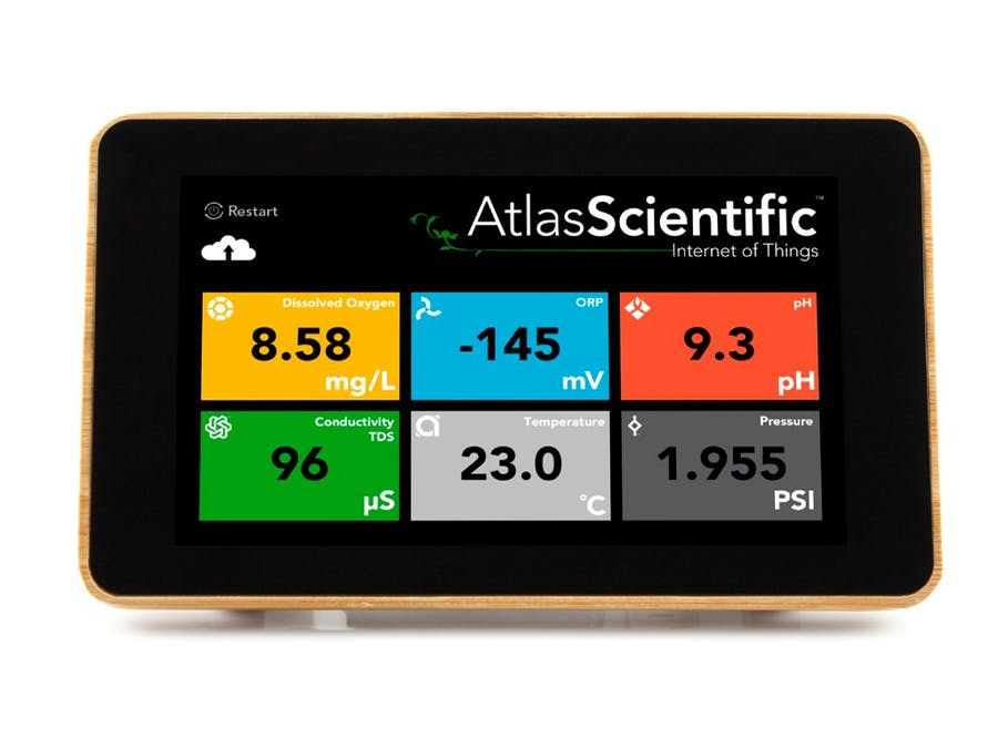 The Atlas IoT Monitoring Station