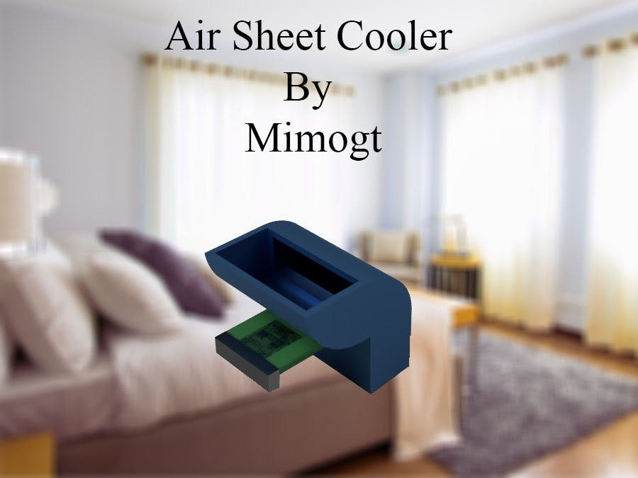 Air Sheet Cooler