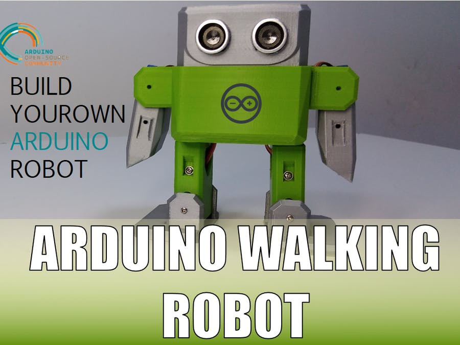 How to Make a Walking Robot