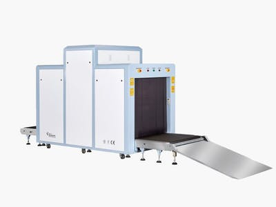 UVC Disinfectant Light System for Baggage & Parcels