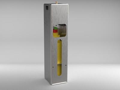 Elevator Sanitization with Arduino