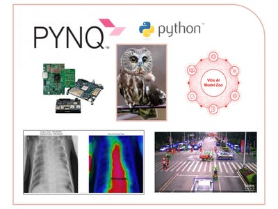 Easy AI with Python and PYNQ
