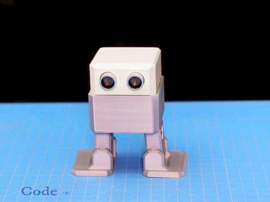 Arduino Smart Moving Robot/Otto Robot/#smartcreativity