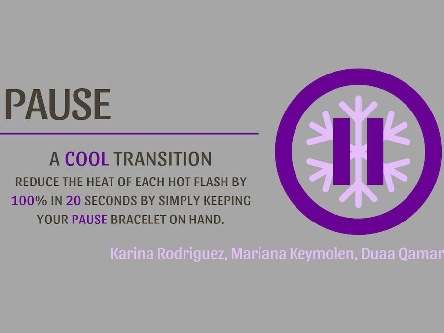 """Pause """"A cool transition"""""""