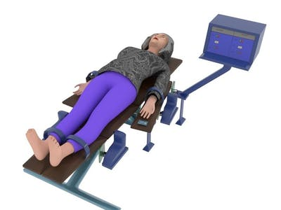 Automated Physiotherapy Machine