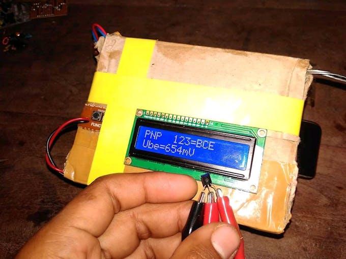 Test Transistor