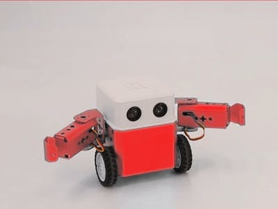 Arduino Moving Robot/ dancing robot/#smartcreativity