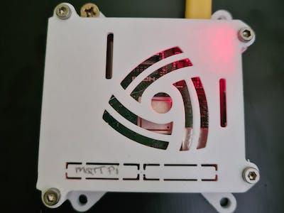 Raspberry 3A+ node-red- mqtt made simple