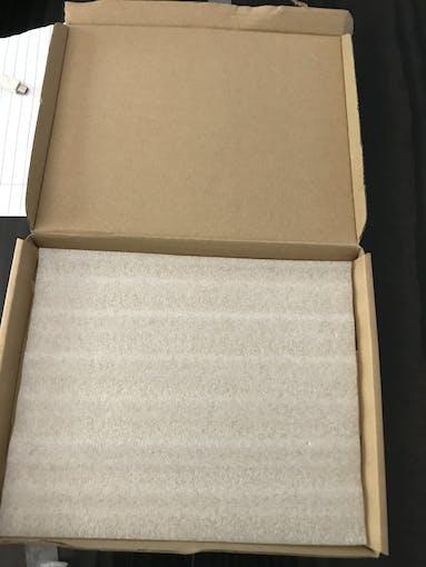 The box I used