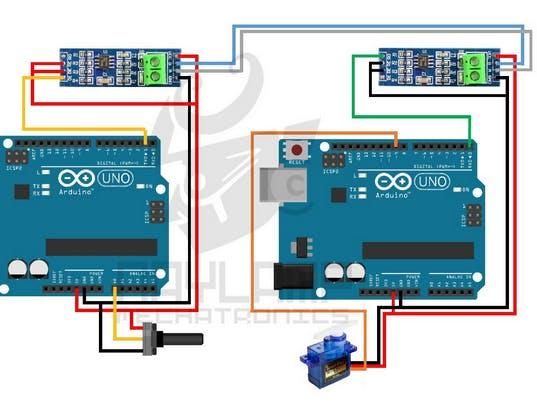 Modbus Rs 485 Using Arduino Arduino Project Hub
