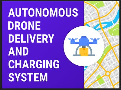 Autonomous Drone Delivery and ChargingSystem
