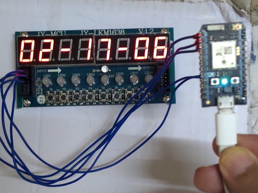 Smart Table Clock