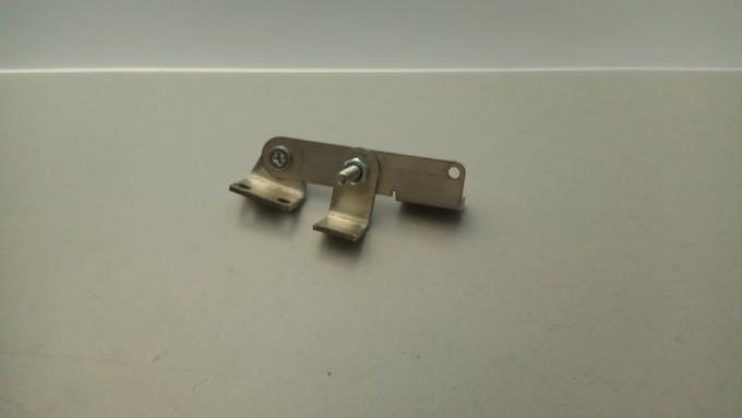 Assembled mechanism