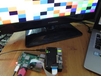 Ultra96 CSI-2 Video Output to Raspberry Pi Camera Input!