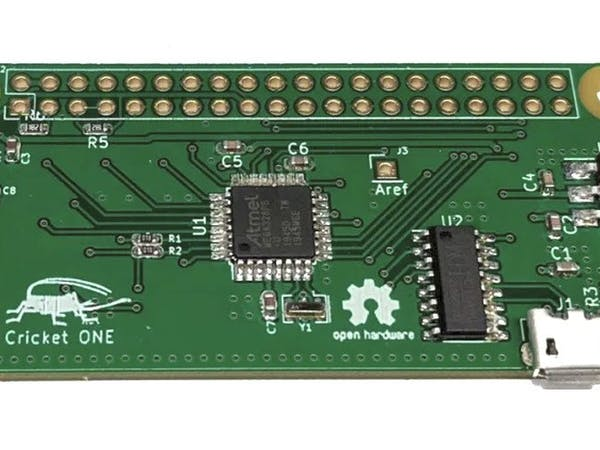 Single Board Solutions' Cricket ONE Puts an Arduino Into the Raspberry Pi Zero Form Factor