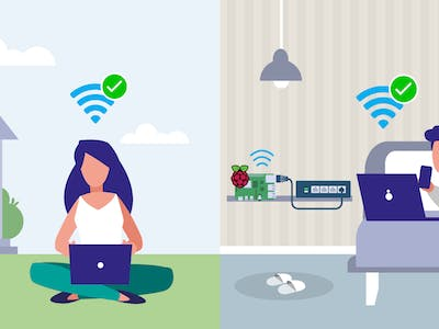 Turn a Raspberry Pi Into a Wi-Fi Access Point or Repeater