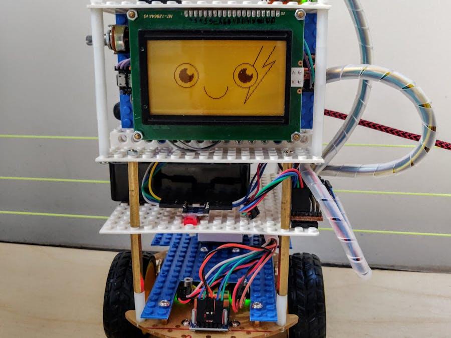 Zakhar the Robot