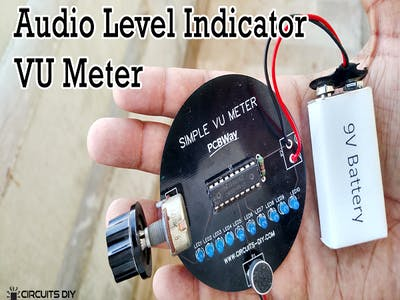 Audio Level Indicator