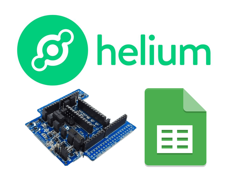 Routing Sensor Data From Helium Devices to Google Sheets