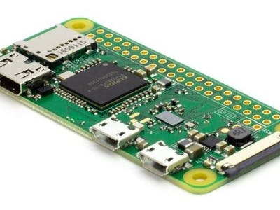 Official Raspberry Pi Zero W Overview and Case