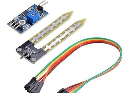Soil Moisture Sensor for Arduino