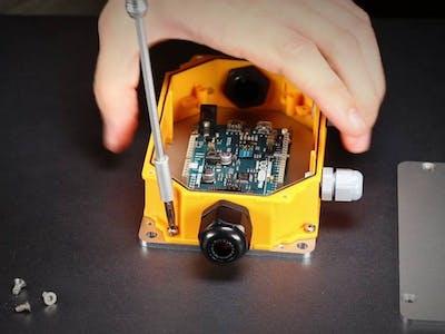 LPG Detector with Smartphone ALERT