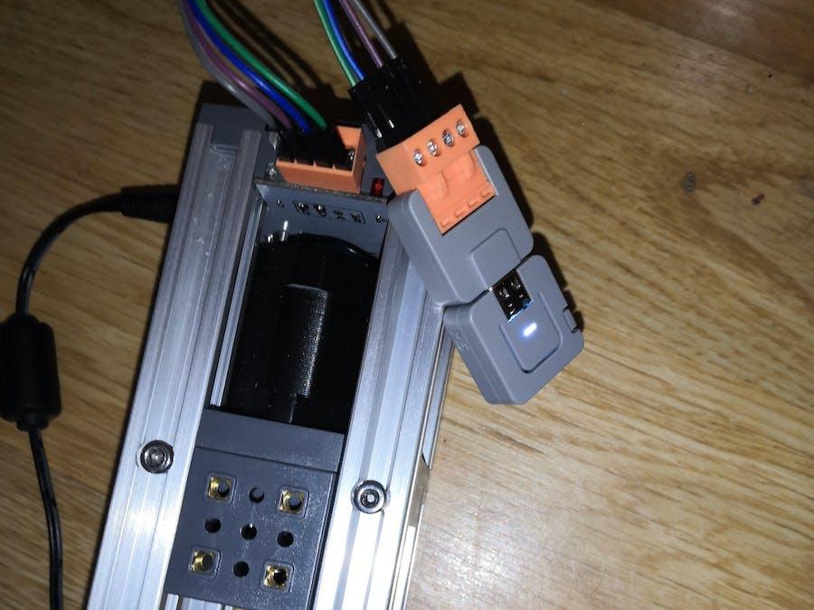 PUSH6060 ATOM RS485 Test