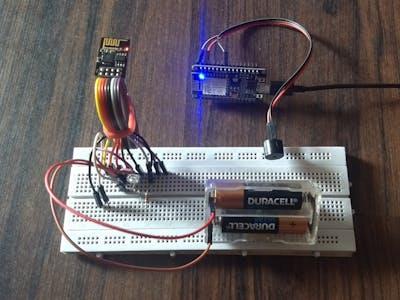 Wireless alert bell using Adafruit IO