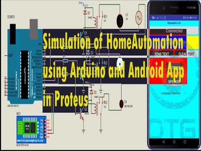 Simulation of Home Automation Project using Arduino