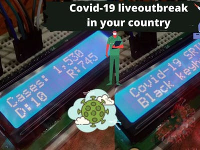 Track covid-19 corona live outbreak in your Country