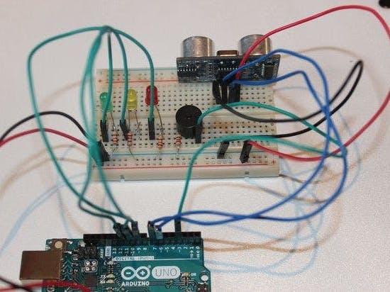 Arduino Home Security and Alarm System using IR Sensor