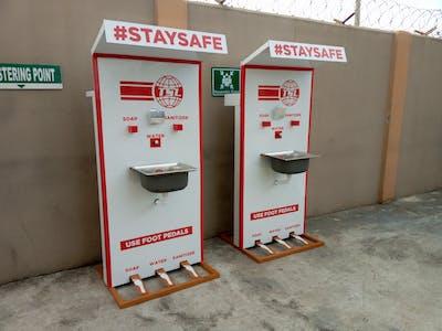 WASH MODEL SERIES (Water, Sanitation and Hygiene)