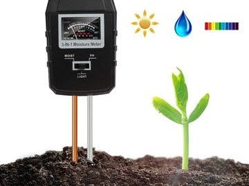 Soil Moisture Monitoring with Bolt IoT