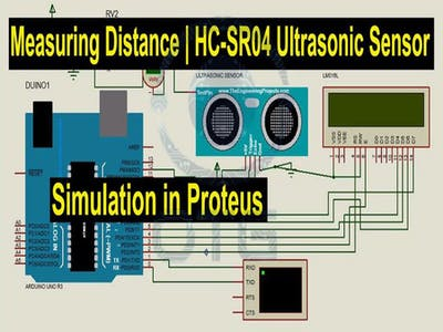 Measure Distance and More With HC-SR04 Ultrasonic Sensor