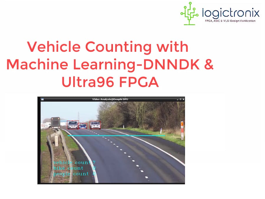 Machine Learning with Ultra96, DPU IP (3.0) and DNNDK