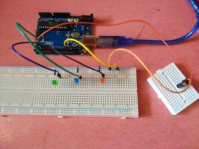 Arduino Physical Dice