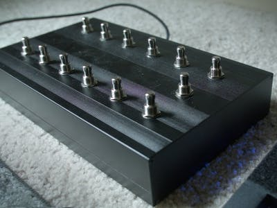 MIDI Footswitch